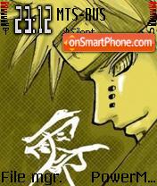 Pein Akatsuki 01 theme screenshot