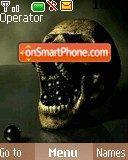 Medical Skull es el tema de pantalla