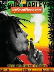 Reggae theme screenshot