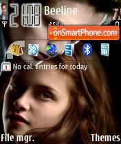 Twilight 06 es el tema de pantalla