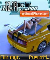 Need For Speed 07 es el tema de pantalla
