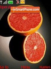 Grapefruit es el tema de pantalla
