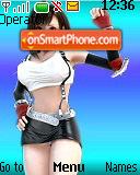 Swf Animated Bouncing es el tema de pantalla