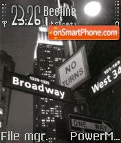 New York 03 es el tema de pantalla