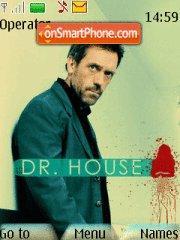 House M.D. theme screenshot