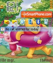 Winnie 2006 es el tema de pantalla