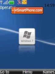 Windows7 es el tema de pantalla