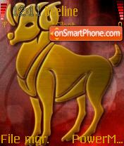 Aries 07 es el tema de pantalla