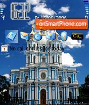Smolniy Sobor theme screenshot