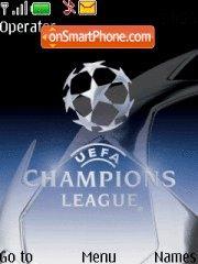 Uefa 2009 theme screenshot