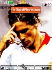 Fernando Torres 01 theme screenshot