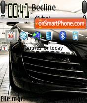 Car Cool theme screenshot