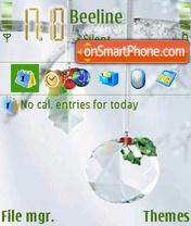 Christmas Ball Animated es el tema de pantalla