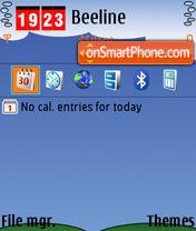 Leto 01 es el tema de pantalla