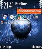 Orb es el tema de pantalla
