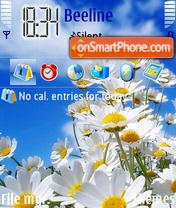 Camomile 02 es el tema de pantalla