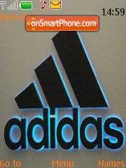 Adidas Sport es el tema de pantalla