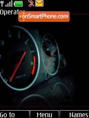 Speedometer es el tema de pantalla