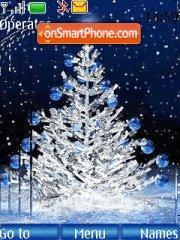 Winter Tree in Snow es el tema de pantalla