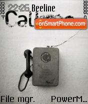 Call Me 03 es el tema de pantalla