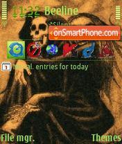 Dholl theme screenshot