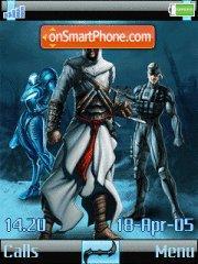 Assassin Creed es el tema de pantalla