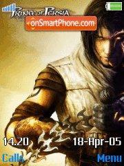 Prince of Persia es el tema de pantalla