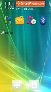 Vista 09 theme screenshot