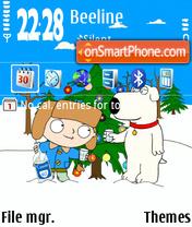 ZZ (Stewie_&_Brian_NY_party) es el tema de pantalla