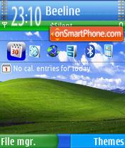 Nokia xp theme screenshot