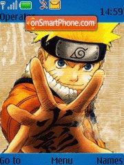 Naruto Cool theme screenshot