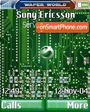 Inside Phone es el tema de pantalla
