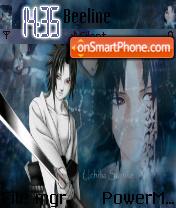 Sasuke Ultimate es el tema de pantalla