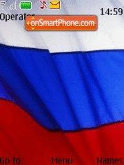 Flag of Russia theme screenshot