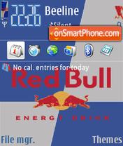 Red Bull 2 es el tema de pantalla