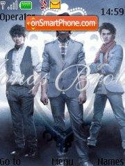 Jonas Brothers Album theme screenshot