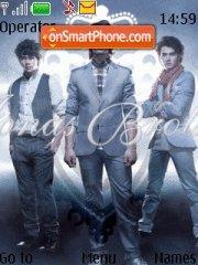 Jonas Brothers Album tema screenshot