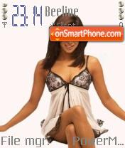 Priyanka Chopra 05 theme screenshot