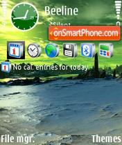 Nature 02 theme screenshot