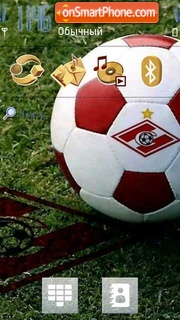 Spartak 02 theme screenshot