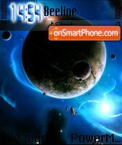 Space es el tema de pantalla