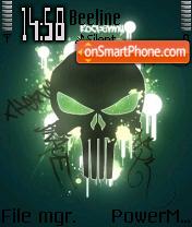 Skull Punisher es el tema de pantalla