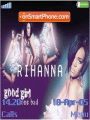 Rihanna 11 es el tema de pantalla