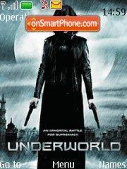 Underworld es el tema de pantalla