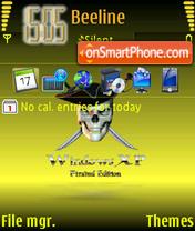 Xp pirated Edition theme screenshot