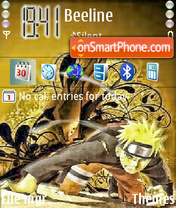 Naruto Shippuden 05 theme screenshot