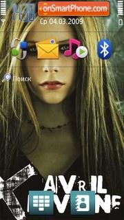 Avril Lavigne 17 es el tema de pantalla