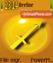 Sagittarius 02 es el tema de pantalla