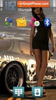 Nfs Prostreet 11 theme screenshot