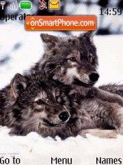 2 Wolf theme screenshot